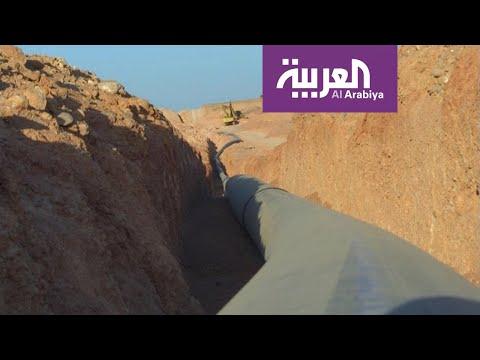 العرب اليوم - شاهد: مشروع مائي فوري لسكان المهرة اليمنية من البرنامج السعودي لتنمية اليمن