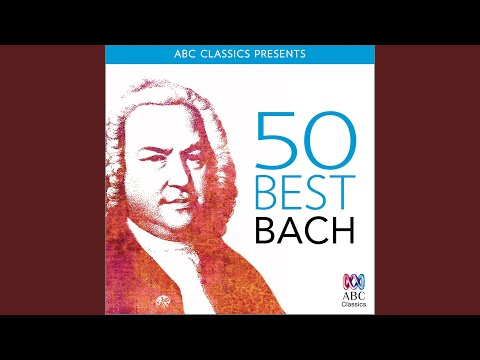 J.S. Bach: Partita No.3 In A Minor, BWV 827 - 2. Allemande - Various Artists - Topic