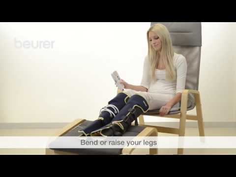 Compression Leg Therapy