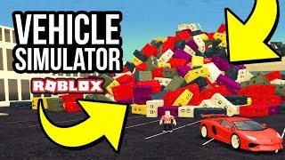 HOW TO MAKE $1M IN 5 MINUTES! (ROBLOX VEHICLE SIMULATOR