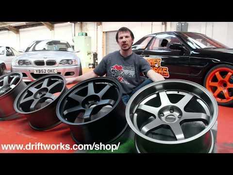 The Rota Grid Wheel Range Explained