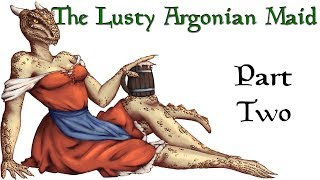 Skyrim Let's Become: The Lusty Argonian Maid #2 - Ordinator Edition