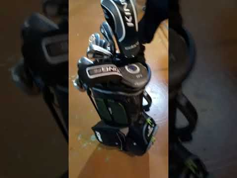 Cobra king stand bag 2018 review