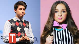 10 Amazing Kids Who Became Self-Made Millionaires
