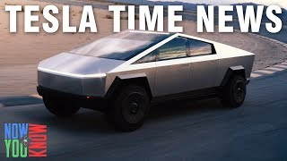 Tesla Time News - Cybertruck Updates!