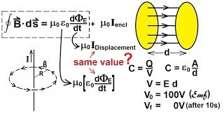 Physics - E&M: Maxwell's Equations (7 of 30) Ampere's Law (Part 2)