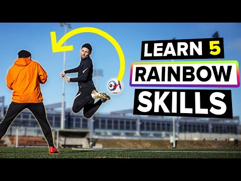 Learn these amazing 5 rainbow skills to HUMILIATE defenders!