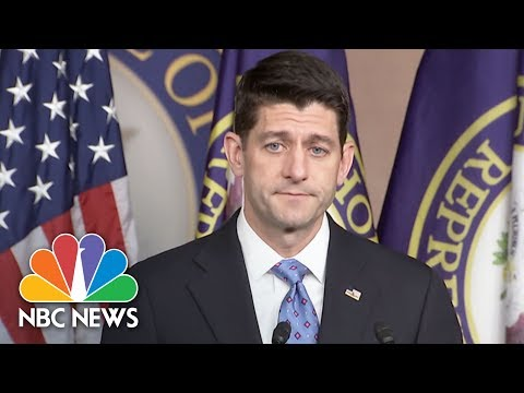Paul Ryan: Greg Gianforte Should Apologize For Assault On Guardian Reporter | NBC News