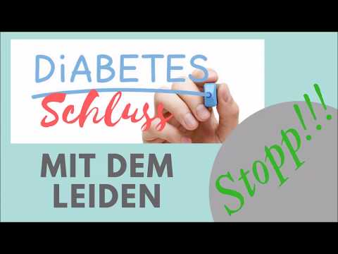 Diprospan bei Diabetes