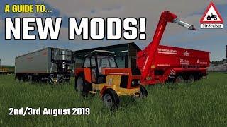 farming simulator 19 xbox one mods trucks - TH-Clip