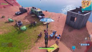 """""""Launch fireworks"""" All 3 Fireworks Locations! Fortnite Week 4 Challenges"""