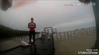 preview picture of video 'Jembatan Sungai Raden'