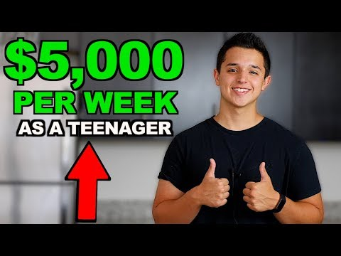Businesses ANY Teenager Can Start Today in 2021