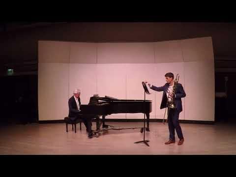 This is one of the solo pieces I played on my senior recital program.