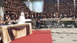 Highlights Of Belz Mitzvah Tantz In 20 Minutes - רגעי השיא של המצוה טאנץ בבעלזא