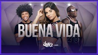 Buena Vida   Natti Natasha & Daddy Yankee | FitDance Life (Coreografía) Dance Video