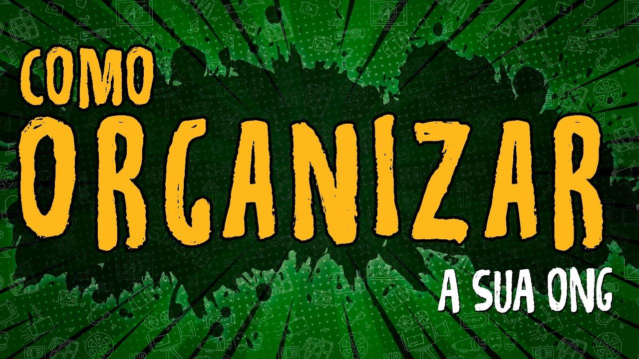 Como uma ONG pode se Organizar?