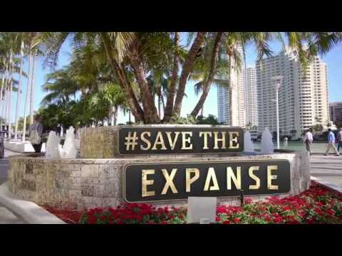 The Expanse Is All Around Us - Fan-Campaign Trailer to save the show.