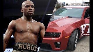 Флойд Мейвезер сделал еще один шаг к MMA, боец лиги Ахмат получил автомобиль