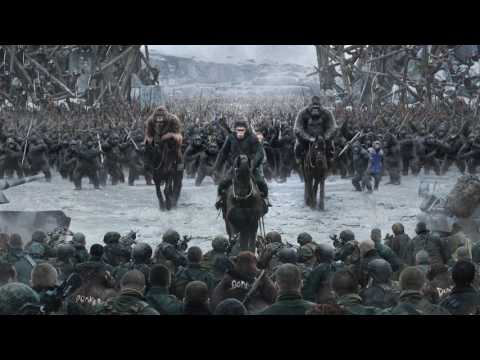 Soundtrack War for the Planet of the Apes (Theme Song - Epic Music) - Musique La Planète des singes