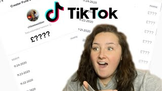 How Much The TikTok Creator Fund Paid Me For 5,000,000 Views