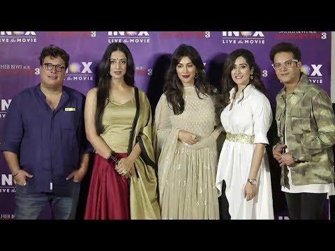 Lag Ja Gale Song Launch HD Video   Saheb Biwi Aur Gangster 3   Sanjay Dutt,Chitrangada,Mahi Gill