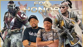 Preparing For The For Honor Tourney w/ Trent!