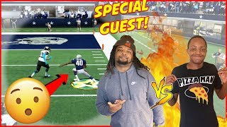 Flammy Marciano Steps In For The Midweek! Can He Take Down Trent?! (MUT Wars Season 4 Ep.16)