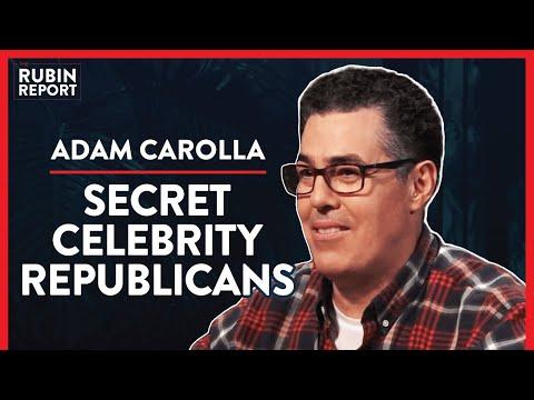 How You Can Know Who's A Secret Celebrity Republican (Pt. 1)   Adam Carolla   COMEDY   Rubin Report