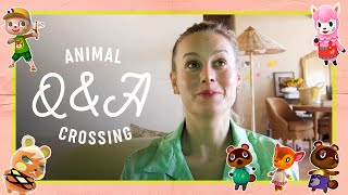 Finally Showing You My Animal Crossing Island (and Q&A!)