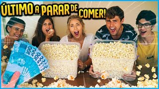 1 VS TODOS: ÚLTIMO QUE PARAR DE COMER GANHA 5000 R$!! [ REZENDE EVIL ]