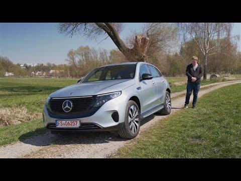 2020 Mercedes Benz EQC 400 4matic - Review, Test, Fahrbericht