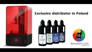 Liquid Crystal 3D Printer - how to print