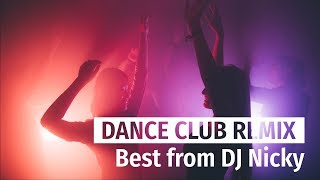 Mix #5 Club dance music | Best Remixes by Dj Nicky