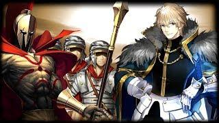 Gawain  - (Fate/Grand Order) - Gil Fest: Leonidas - Gawain Setup [FGO]