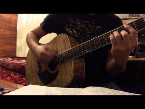 Ария - Вампир (под гитару - Hm тональность)