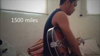 Red - 1500 Miles (Stephen Speaks Cover)