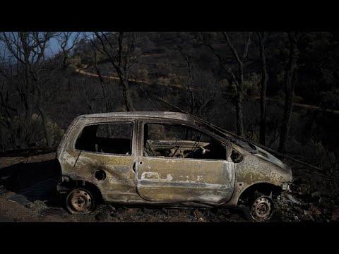 Φωτιές σε Γαλλία και Πορτογαλία
