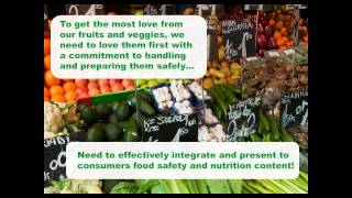Educating Consumers on the Safe Handling of Fresh Produce