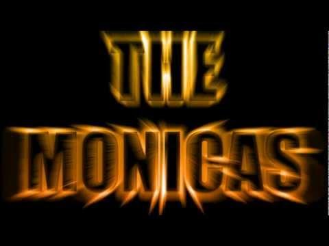 The Monicas  - Some More Rain (Lyric Video)