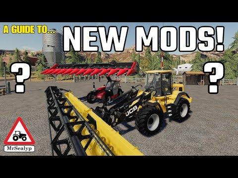 Download Farming Simulator 19 Mods  Mp4  3gp - Borwap