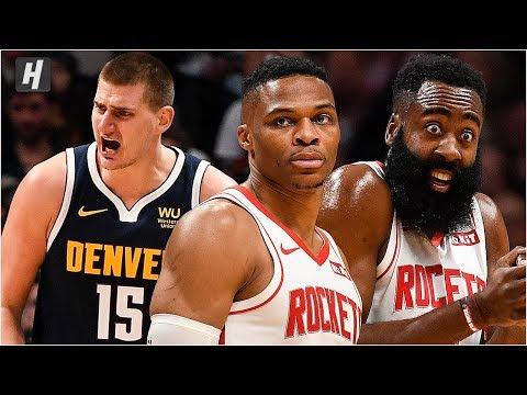 Houston Rockets vs Denver Nuggets - Full Game Highlights | November 20, 2019 | 2019-20 NBA Season