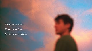 Alec Benjamin   Steve [Official Lyric Video]