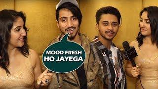 Swag Salamat Song Launch Ashnoor Kaur Interview With Jannat Faisu