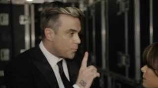 OMG! Robbie Williams has a wardrobe malfunction! | So You Think You Can Dance Australia