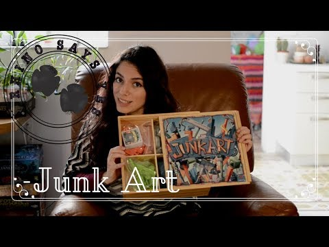 Overview and short review of Junk Art