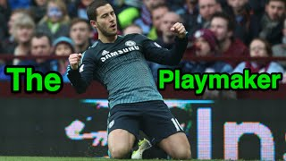 Eden Hazards Assist beim FC Chelsea