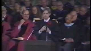 Evan Gregory - Commencement Speech