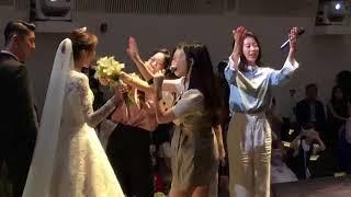 Dal Shabet perform debut single ''Supa Dupa Diva'' at former member GaEun's wedding