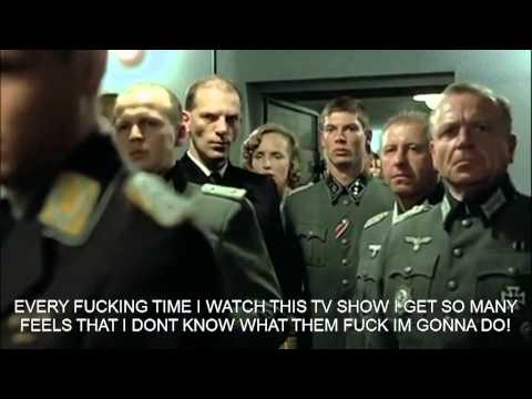 Hitler's reaction to merlin season 5
